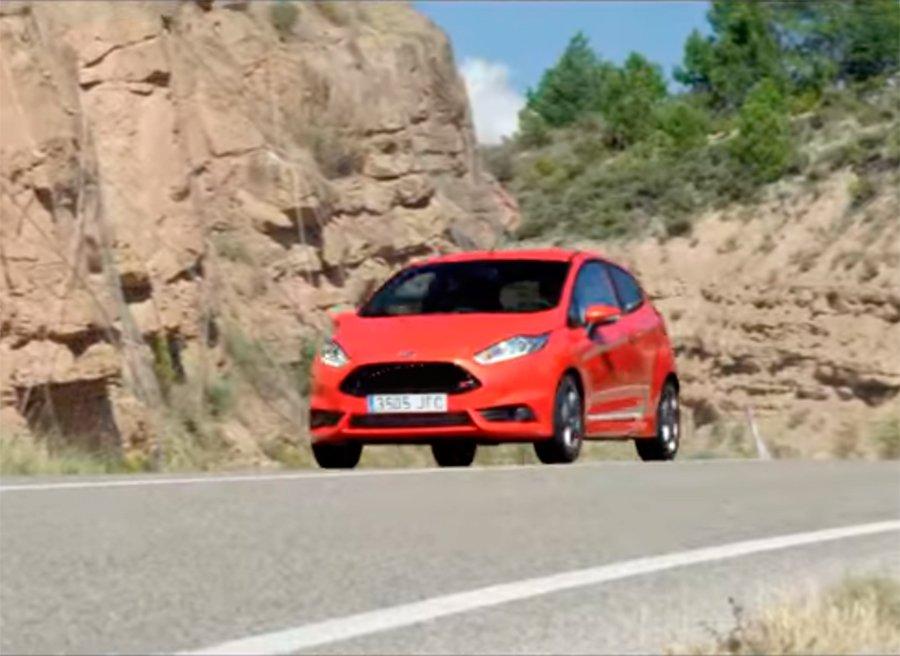 Las mejores carreteras de Europa según Ford