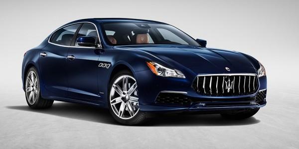 Puesta al día del Maserati Quattroporte 2016