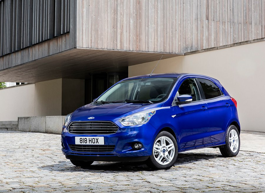 Nuevo Ford Ka+ 2016 desde 9.900 euros