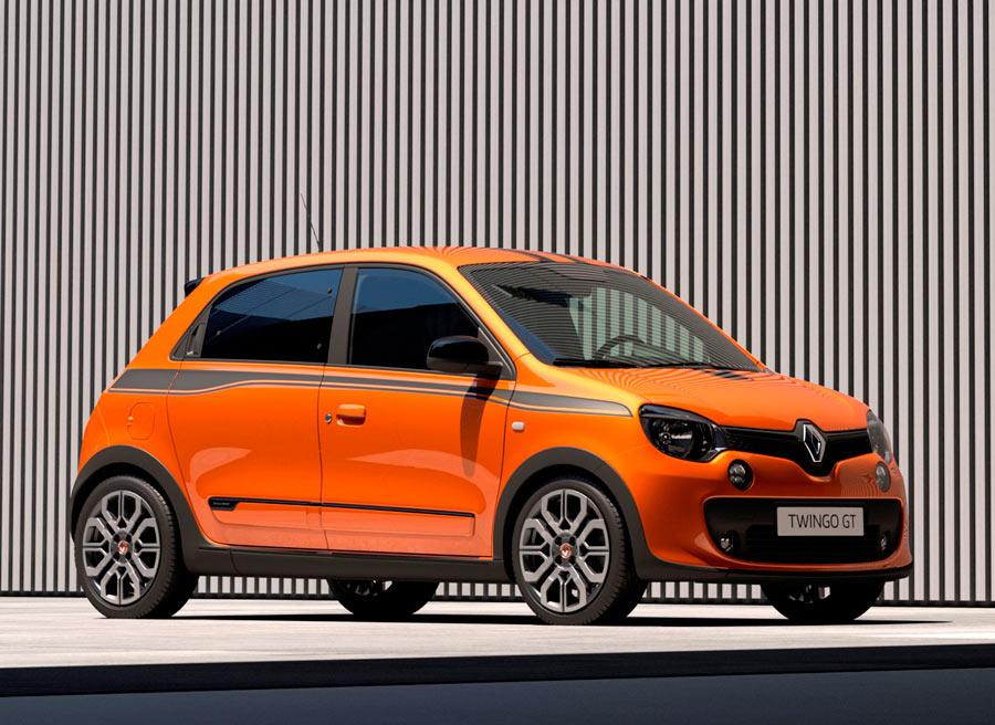 Con las siglas GT, llega el Renault Twingo más deportivo