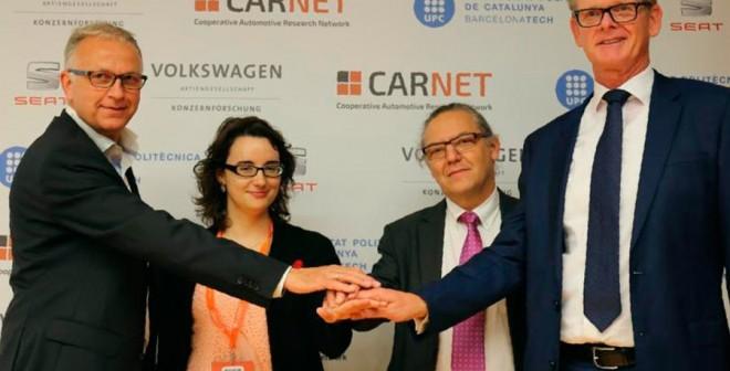 Seat, VW y UPC se unen en Barcelona con Carnet para la movilidad