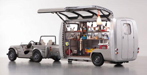 Toyota Camatte Capsule, la marca japonesa presenta un nuevo juguete