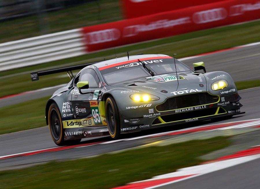 Vuelta guiada por Darren Turner en Las 24 Horas de Le Mans 2016