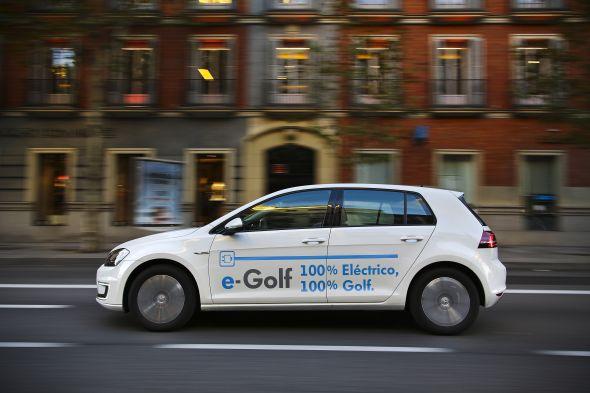 Los vehículos eléctricos e híbridos de Volkswagen, en el VEM 2016