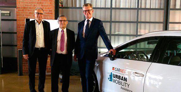 Seat, VW y UPC se unen en Barcelona en Carnet para la movilidad