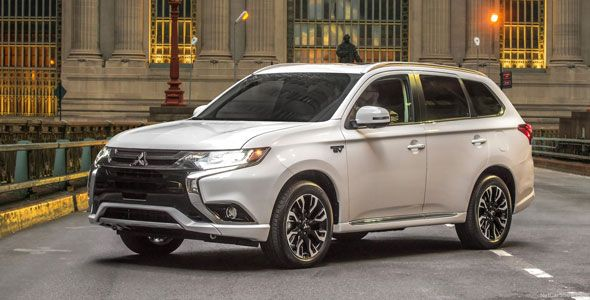 Mitsubishi Outlander PHEV, el gran protagonista de la marca en VEM 2016