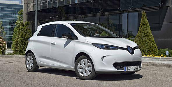 Renault ZOE 'Societé': para repartidores de ciudad