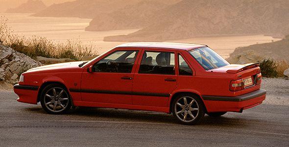 25 años del nacimiento del Volvo 850