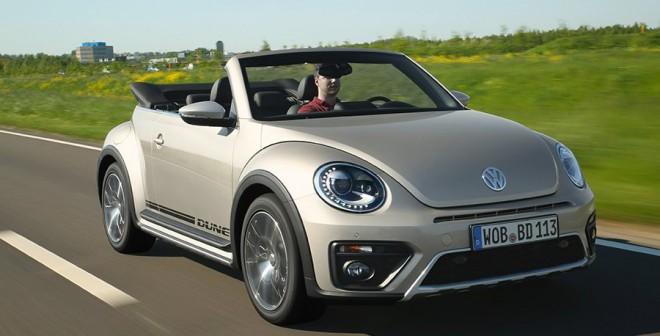 El VW Beetle Dune 2016 llega a España
