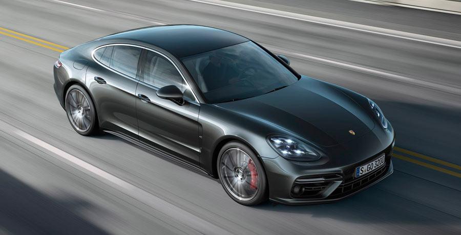 Porsche Panamera 2016: cuatro plazas, deportivo, confortable y lujoso