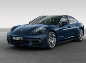 Nuevo Porsche Panamera, más largo, ancho y alto.