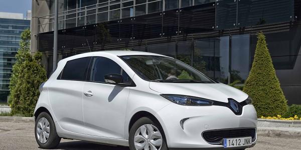 Zity, el carsharig de Renault y Ferrovial en Madrid