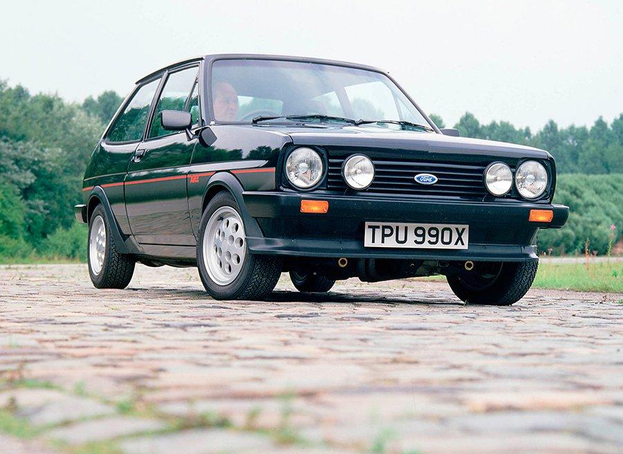 El Ford Fiesta XR-2 inició una saga de pequeños deportivos.