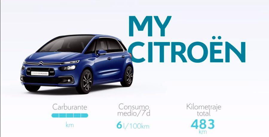 """Citroën lanza la nueva App """"My Citroën"""""""