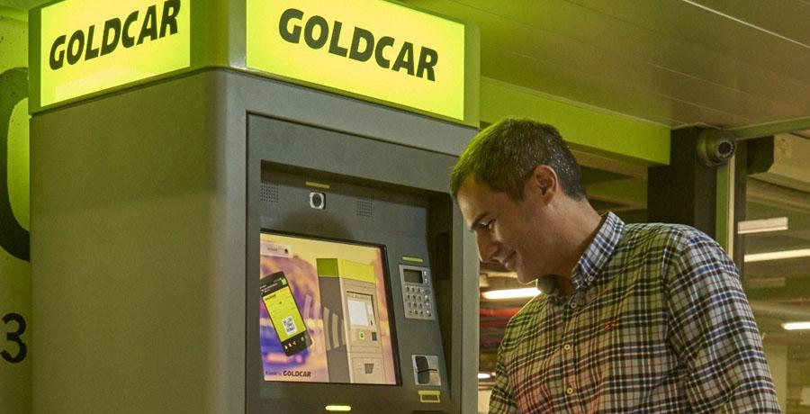Goldcar lanza Key'n'Go, una nueva aplicación para alquilar un coche