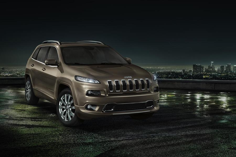 El Jeep Cherokee refuerza su gama con la versión Overland