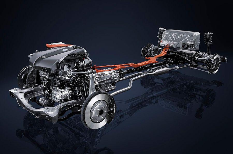 La tecnología híbrida es una de las señas de identidad de Lexus en la actualidad.