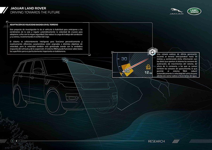 Los avances de Land Rover en el todoterreno autónomo 2