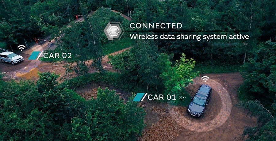 Los avances de Land Rover en el todoterreno autónomo