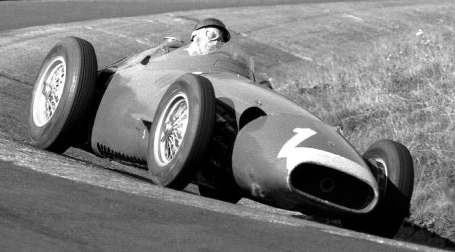 Maserati 250 F Juan Manuel Fangio