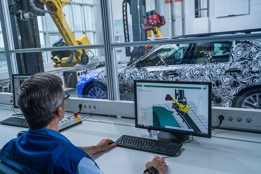 Modelo en 3D del nuevo BMW Serie 5 2017 3