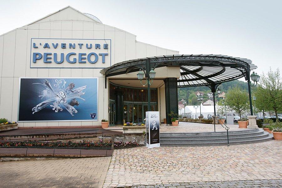 El Museo Peugeot en Souchaux es toda una muestra de cómo ha evolucionado la industria en 200 años.