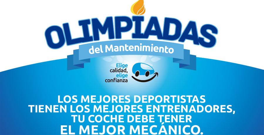 Las Olimpiadas del mantenimiento llegan a los talleres españoles