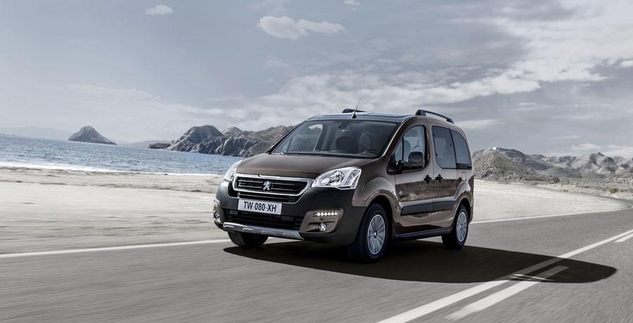 El Peugeot Partner cumple 20 años en el mercado de los vehículos comerciales