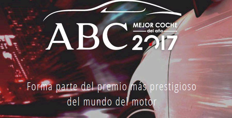 Los votos del público contarán para el Premio al Mejor Coche del Año ABC