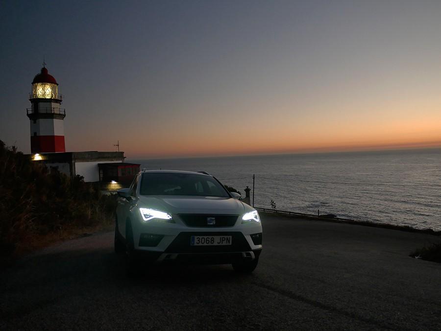 Prueba del Seat Ateca Xcelence 2.0 TDi 4Motion 2016 24
