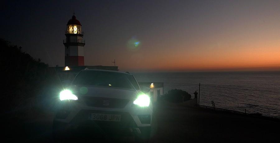 Cómo mejorar la luz del coche