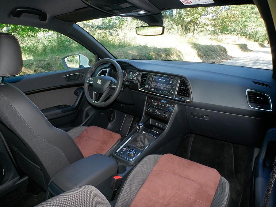 Prueba del Seat Ateca Xcelence 2.0 TDi 4Motion 2016 34