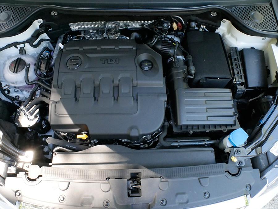 Prueba del Seat Ateca Xcelence 2.0 TDi 4Motion 2016 48