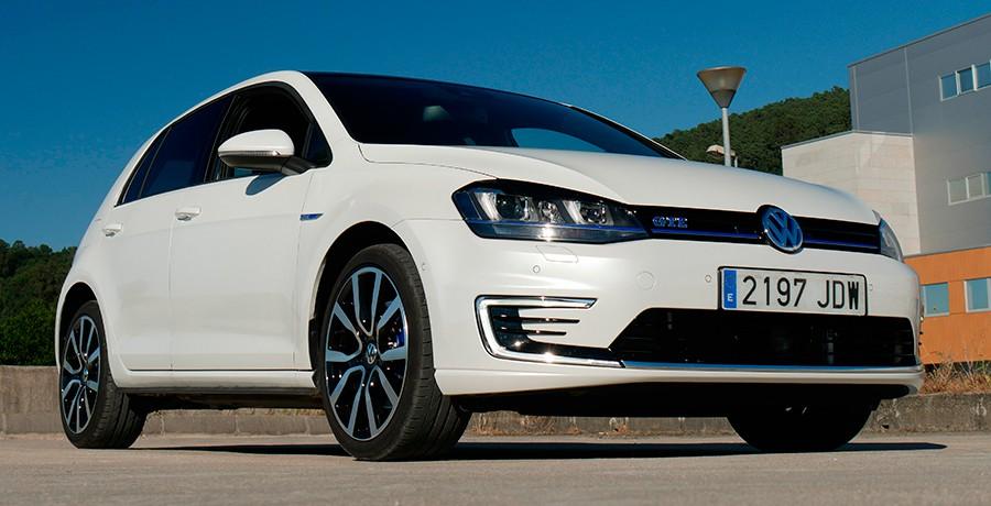 Prueba del VW Golf GTE 2016