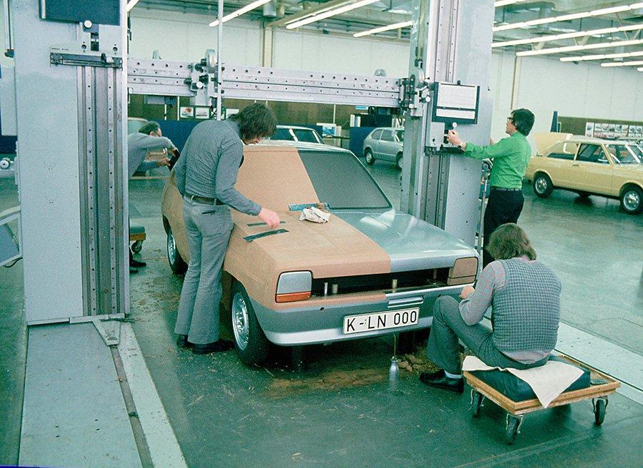 En el desarrollo del Ford Fiesta se tuvo en cuenta hasta el menor detalle.