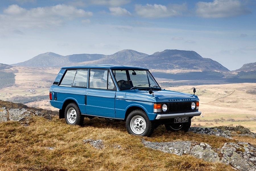 Que significa el logo de Land Rover