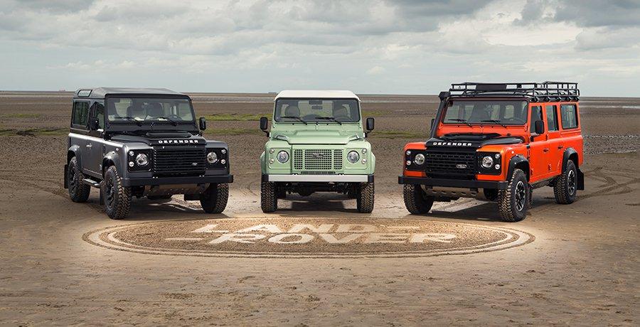 Qué significa el logo de Land Rover