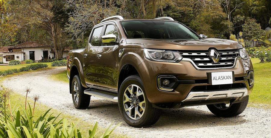 Renault Alaskan, la marca francesa explora el territorio pick-up