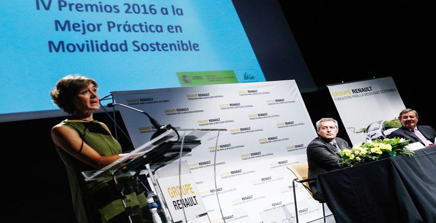 Renault entrega sus Premios a la Movilidad Sostenible