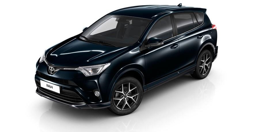 Toyota RAV4 2017: más equipamiento y colores para el SUV nipón