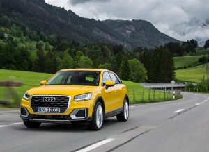 El nuevo Audi Q2 tendrá motores gasolina y diésel.