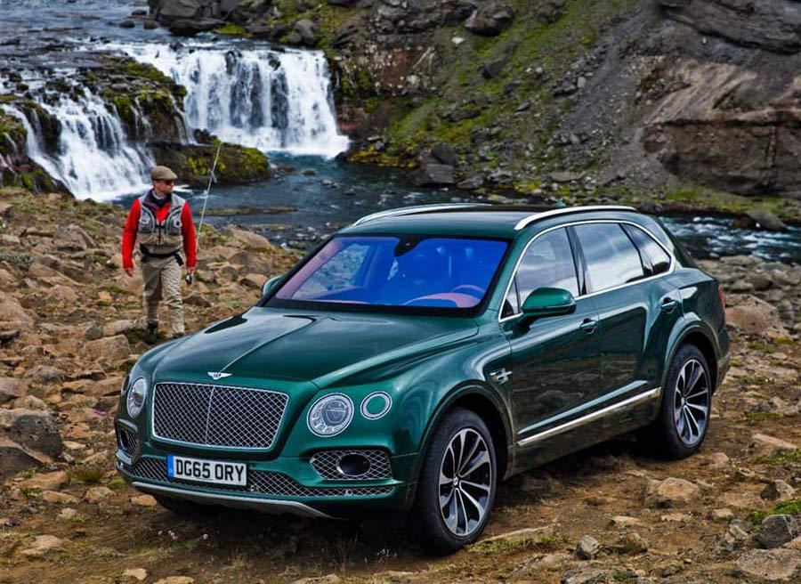 Si queremos usar el Bentley Bentayga para ir de pesca, Mulliner nos lo pone fácil.
