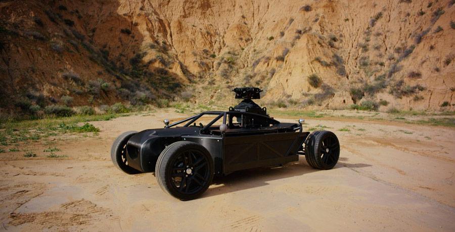 Blackbird, un coche que es todos los coches