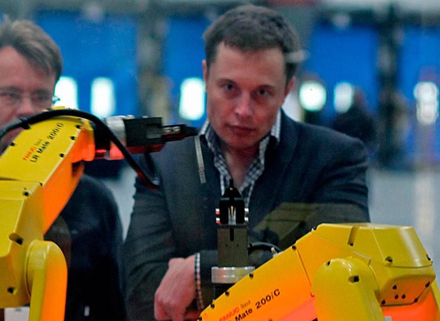 """Elon Musk, director ejecutivo de Tesla, ya tiene listo su nuevo """"Plan maestro"""""""