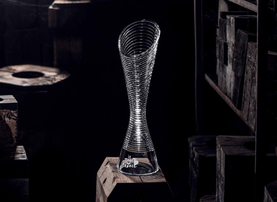Skoda crea los trofeos del Tour de Francia 2016