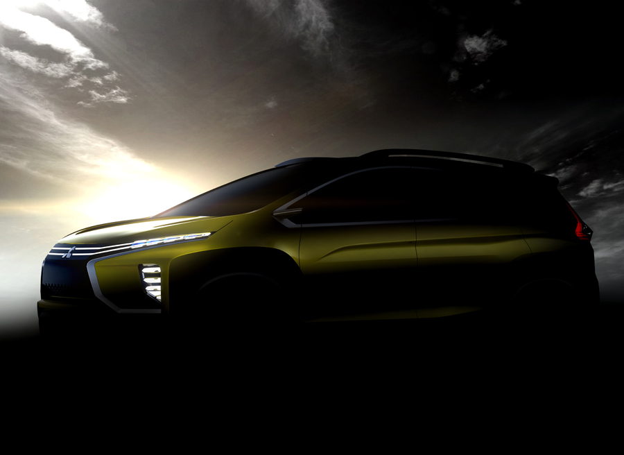 Posiblemente, el nuevo Mitsubishi Montero