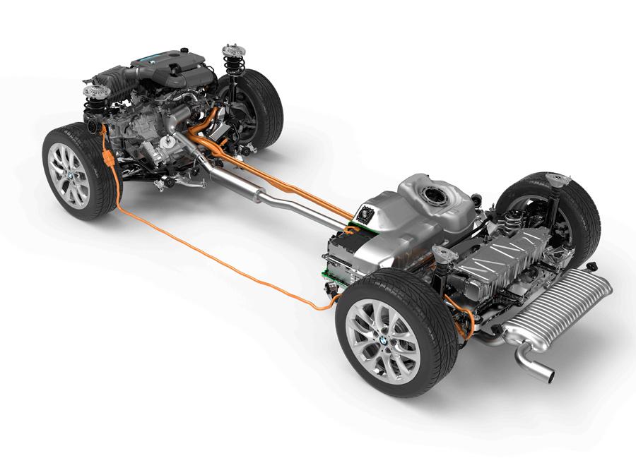 Un coche híbrido enchufable podrá equipararse a uno de gasolina en costes.