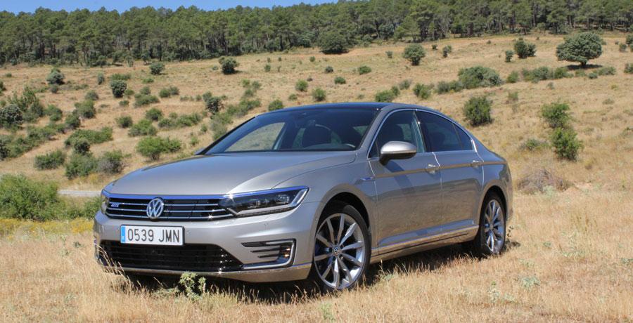 Prueba del Volkswagen Passat GTE