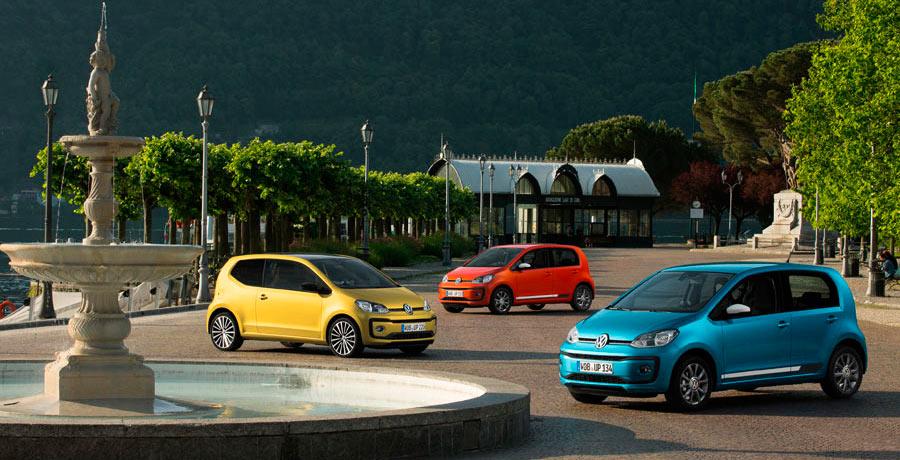 Urbano renovado: nuevo Volkswagen Up!