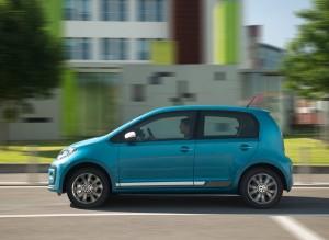 El nuevo VW Up! llega después del verano.